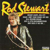 Cover Rod Stewart - Rod Stewart [1990]